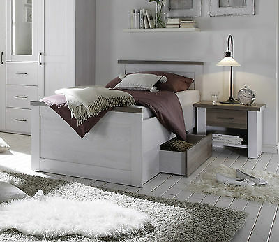 bett buche einzelbett doppelbett holzbett futonbett massivholzbett weiss eur 149 00 picclick de. Black Bedroom Furniture Sets. Home Design Ideas