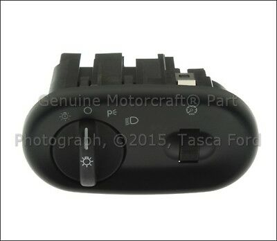 New Oem Headlight Switch Ford Explorer Sport Expedition Mercury Mountaineer
