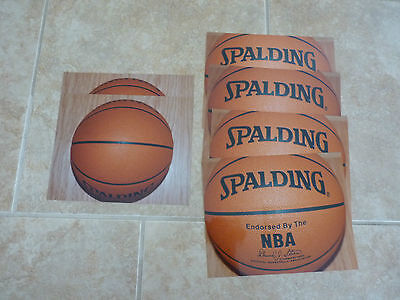 Lot 6 Basketball Stock Photos Autographs Celebrity 8x10 Color Pictures