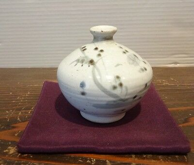 Japanese old Imari oil pod Edo period.