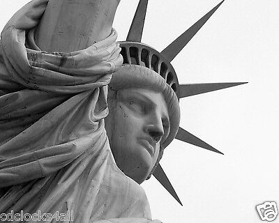 Statue of Liberty NY by Warby 2007 photo CHOICES 5x7 or request 8x10 or digital