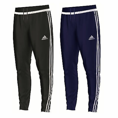 Adidas Pants Skinny Skinnies Childrens Kids Tiro 15 Training Pants New