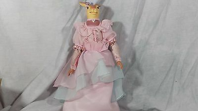 Show Stoppers Charlene Doll Bunny Head Collectible Very Rare UNIQUE