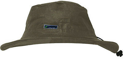 **FREE SHIPPING** Frogg Toggs™ Stone Boonie Hat - Stone FTH103-05 NEW Waterproof