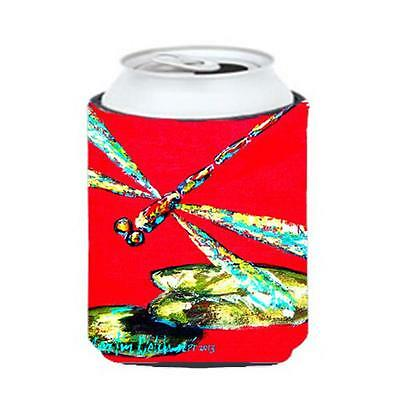 Carolines Treasures MW1057CC Insect Dragonfly Shoo-Fly Can Or Bottle Hugger • AUD 45.90