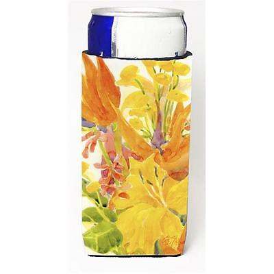 Flower Bird Of Paradise Michelob Ultra s For Slim Cans 12 oz.