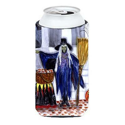 Carolines Treasures CN5251TBC Witches Brew Tall Boy Hugger 22 To 24 oz.