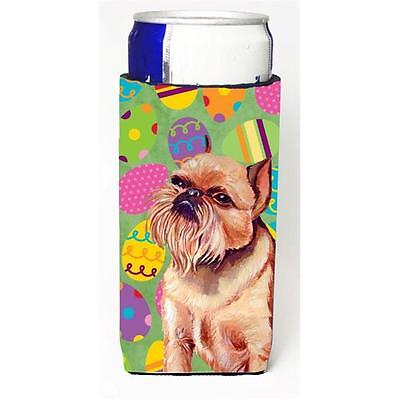 Brussels Griffon Easter Eggtravaganza Michelob Ultra s for slim cans