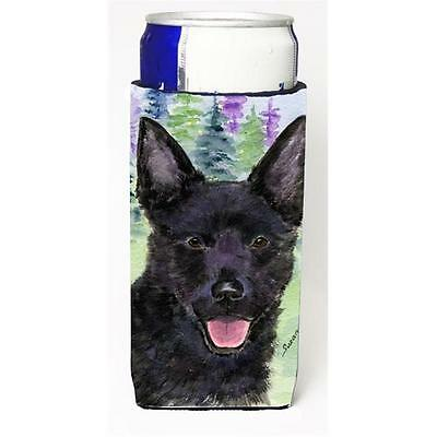 Carolines Treasures Australian Kelpie Michelob Ultra s For Slim Cans 12 oz.