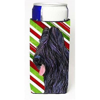 Briard Candy Cane Holiday Christmas Michelob Ultra s For Slim Cans 12 oz. • AUD 47.47