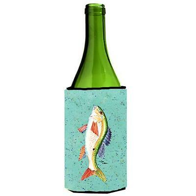 Carolines Treasures 8355LITERK Fish Mutton Snapper Wine Bottle Hugger 24 oz.