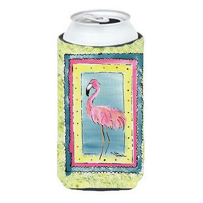Carolines Treasures 8107TBC Bird Flamingo Tall Boy Hugger • AUD 47.47