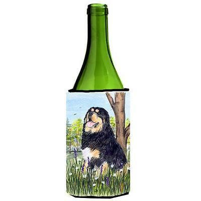 Carolines Treasures SS8106LITERK Tibetan Mastiff Wine Bottle Hugger 24 oz. • AUD 48.26