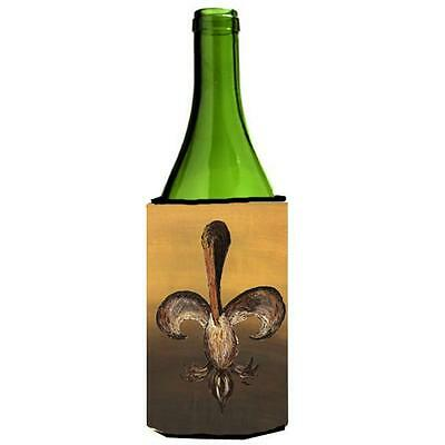 Carolines Treasures 8206LITERK Pelican Wine Bottle Hugger 24 oz.