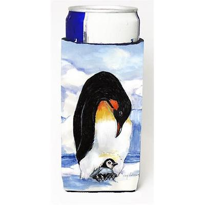 Carolines Treasures KR9033MUK Bird Penguin Michelob Ultra s For Slim Cans 12 oz.