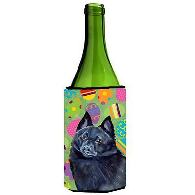 Carolines Treasures Schipperke Easter Eggtravaganza Wine Bottle Hugger 24 oz.