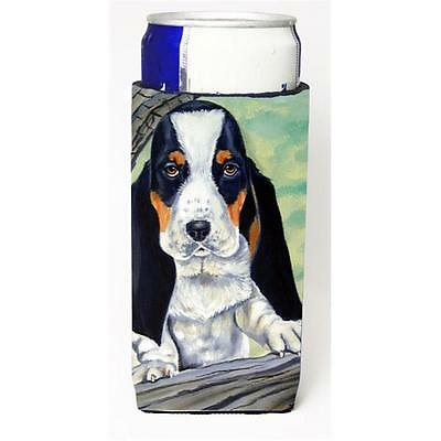 Basset Hound On The Branch Michelob Ultra s For Slim Cans 12 oz.