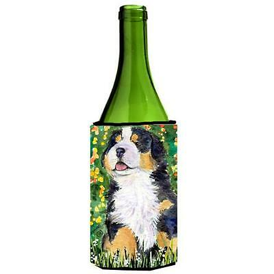 Carolines Treasures SS8955LITERK Bernese Mountain Dog Wine Bottle Hugger 24 oz.