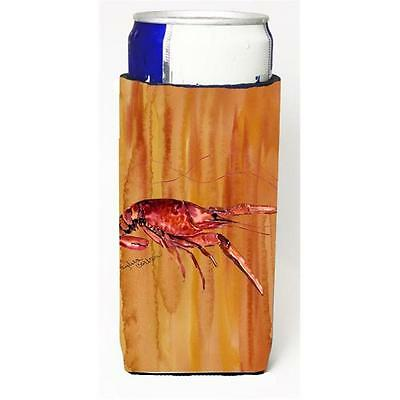 Carolines Treasures Crawfish Hot And Spicy Michelob Ultra s For Slim Cans 12 oz.