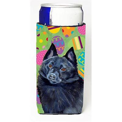 Schipperke Easter Eggtravaganza Michelob Ultra s For Slim Cans 12 oz.