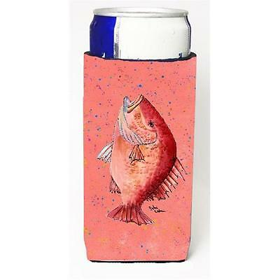 Fish Strawberry Snapper Michelob Ultra s For Slim Cans 12 oz.