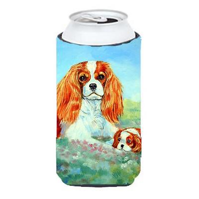 Carolines Treasures Cavalier Spaniel Tall Boy bottle sleeve Hugger 22 To 24 oz.