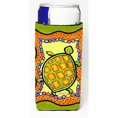 Carolines Treasures LD6047MUK Turtle Michelob Ultra s For Slim Cans 12 oz.