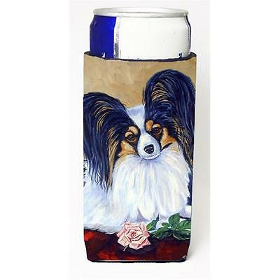Papillon A Rose for You Michelob Ultra bottle sleeve for Slim Can