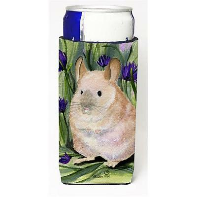 Carolines Treasures Chinchilla Michelob Ultra bottle sleeve for Slim Can
