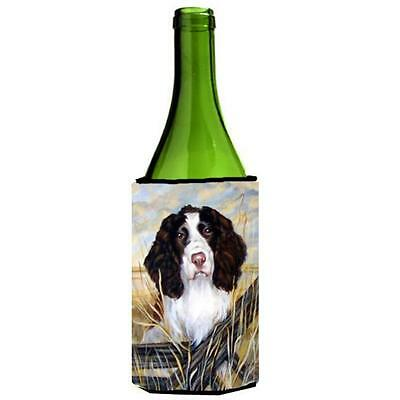 Carolines Treasures VLM1023LITERK Springer Spaniel Wine bottle sleeve Hugger
