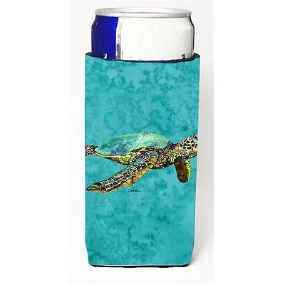 Loggerhead Turtle Michelob Ultra bottle sleeves For Slim Cans 12 oz.
