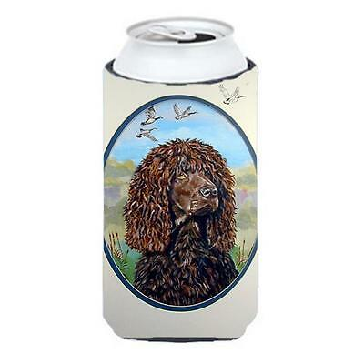 Irish Water Spaniel Tall Boy bottle sleeve Hugger 22 To 24 oz.