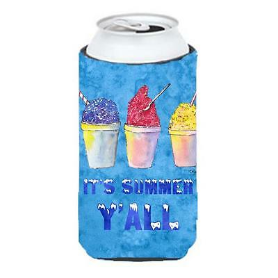 Carolines Treasures 8779TBC Snowballs Tall Boy bottle sleeve Hugger 22 To 24 oz. • AUD 47.47