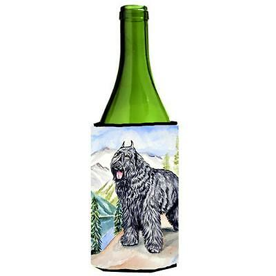 Carolines Treasures 7049LITERK Bouvier Des Flandres Wine bottle sleeve Hugger
