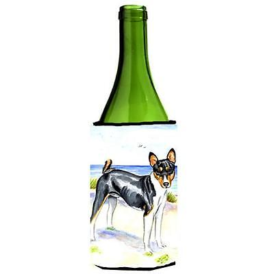 Carolines Treasures 7109LITERK Basenji Wine bottle sleeve Hugger 24 oz. • AUD 48.26