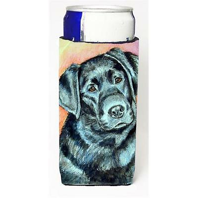 Black Labrador Michelob Ultra bottle sleeves For Slim Cans 12 oz.