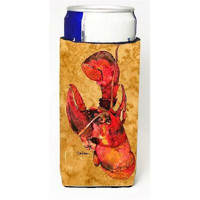 Lobster Cooked Michelob Ultra bottle sleeves For Slim Cans 12 oz.