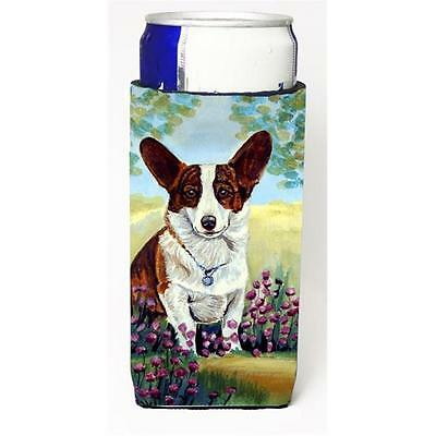 Cardigan Corgi Michelob Ultra bottle sleeves For Slim Cans 12 oz.