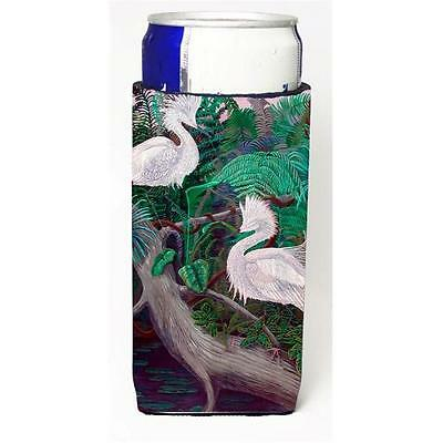 Bird Egret Michelob Ultra bottle sleeves For Slim Cans 12 oz.