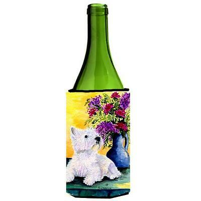 Carolines Treasures SS8301LITERK Westie Wine bottle sleeve Hugger 24 oz.
