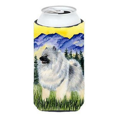 Carolines Treasures Keeshond Tall Boy bottle sleeve Hugger 22 To 24 oz.