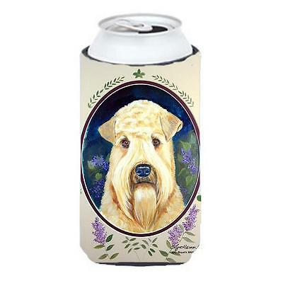 Carolines Treasures Wheaten Terrier Soft Coated Tall Boy bottle sleeve Hugger