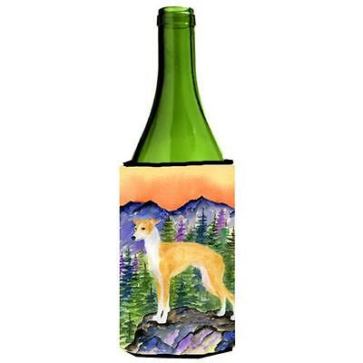 Carolines Treasures Italian Greyhound Wine bottle sleeve Hugger 24 oz.