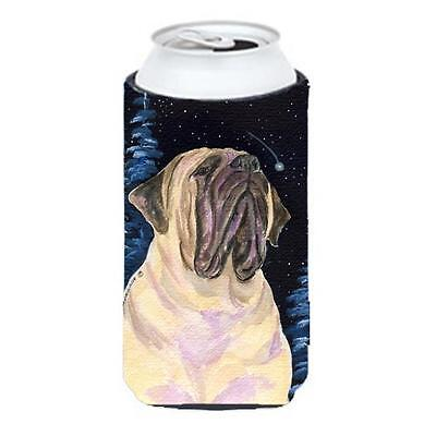 Starry Night Mastiff Tall Boy bottle sleeve Hugger 22 to 24 oz.