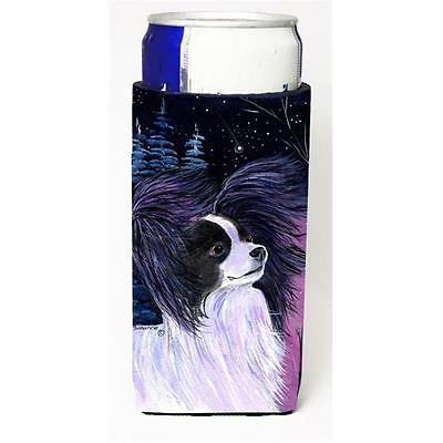 Starry Night Papillon Michelob Ultra bottle sleeves For Slim Cans 12 oz.