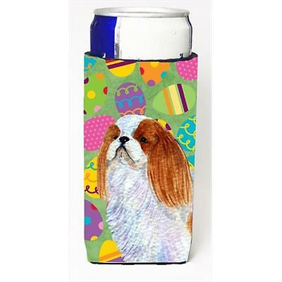 English Toy Spaniel Easter Eggtravaganza Michelob Ultra bottle sleeves For Sl...