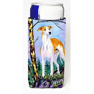Carolines Treasures Whippet Michelob Ultra bottle sleeves For Slim Cans