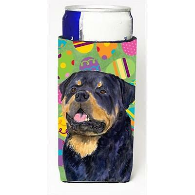 Rottweiler Easter Eggtravaganza Michelob Ultra bottle sleeves For Slim Cans 1...
