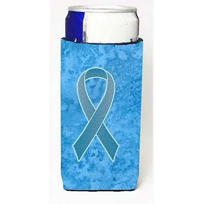 Blue Ribbon for Prostate Cancer Awareness Michelob Ultra bottle sleeves for s...