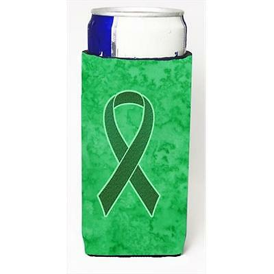 Kelly Green Ribbon for Kidney Cancer Awareness Michelob Ultra bottle sleeves ...